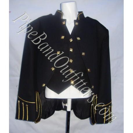 Pipe band Sheriffmuir Doublet Kilt Jacket