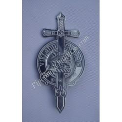Custom Made Kilt Pin Badge