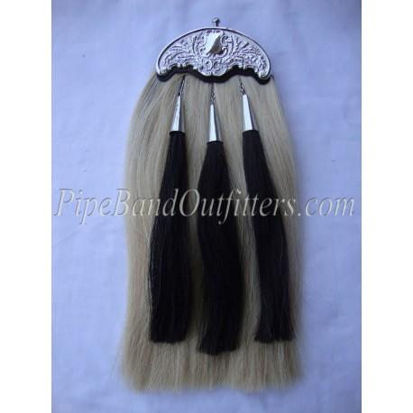 Piper Horse Hair Sporran 3 Tassels