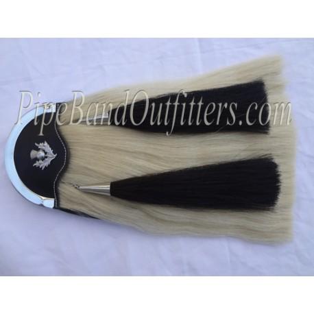 Pipe Band Horse Hair Sporran
