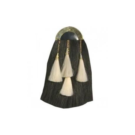 Piper Horse Hair Sporran - Clan MacKenzie