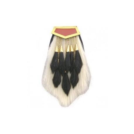 Piper Horse hair Sporran - Campbell of Breadalbane