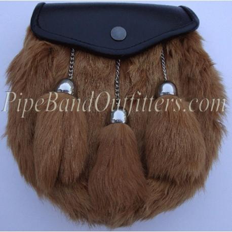 Piper Rabbit Hair Sporran