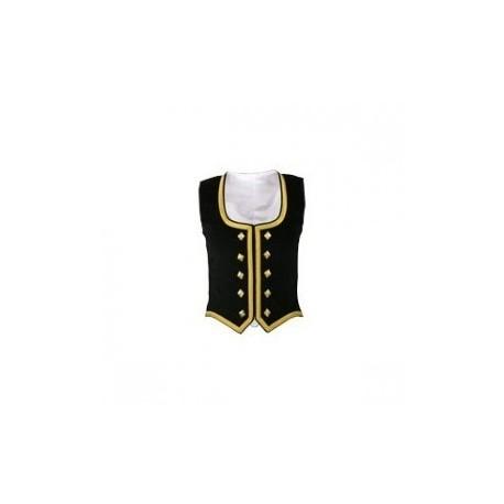 Black Highland Dancer Jacket