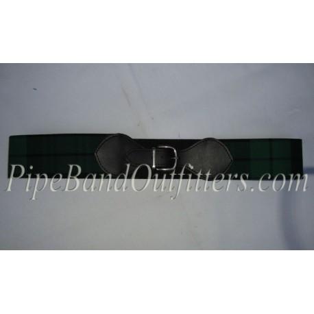 Tartan Waist Belt