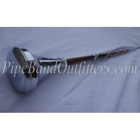 Drum Major Mace Stick - Plain Head