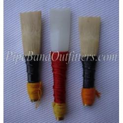 Uillean Bagpipe - Practice Set Reeds