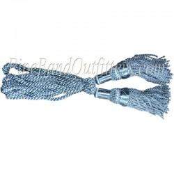 Sky Blue Bagpipe Silk Cord