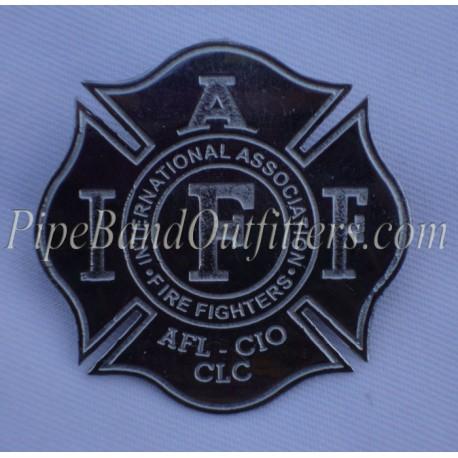 Firefighter Cap Badge