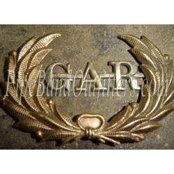 Brass / Metal Badge Gold