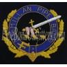 """Cap Badge """"Mac Millan"""""""
