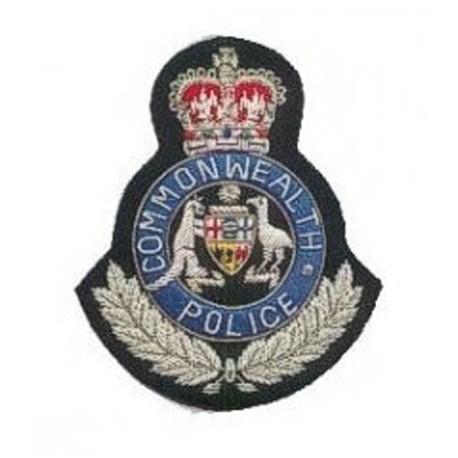 "Cap Badge ""Common wealth Police"""