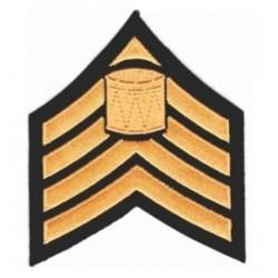 Major Stripes Badge - Drum