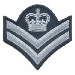 Corporal Stripes Badge - Crown