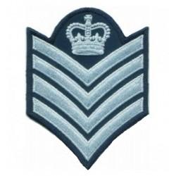 Major Stripes Badge - Crown