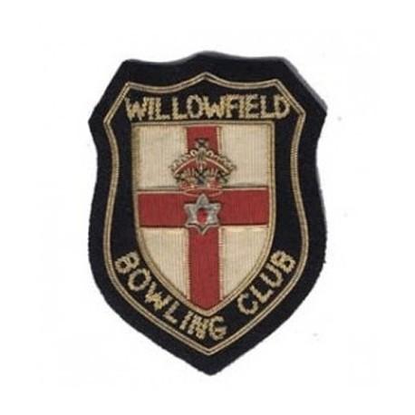 Willow Field Pocket Badge