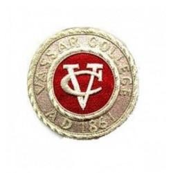 Vassar College Pocket Badge