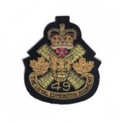 49 Regiment Pocket Badge