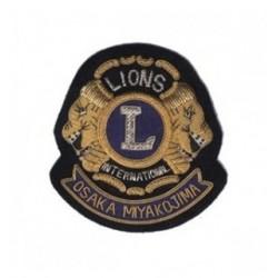 Lion International Pocket Badge