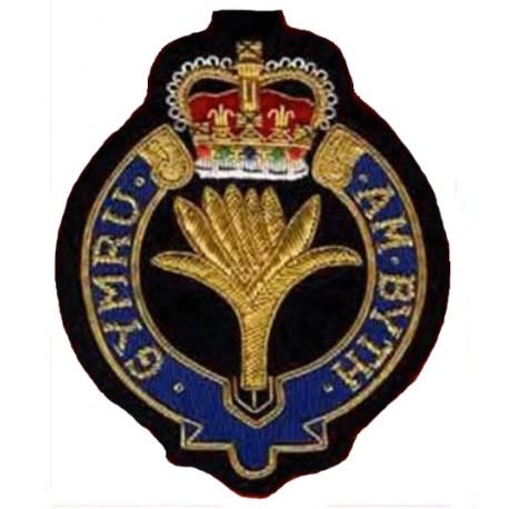 Welsh Guard Blazer Badge