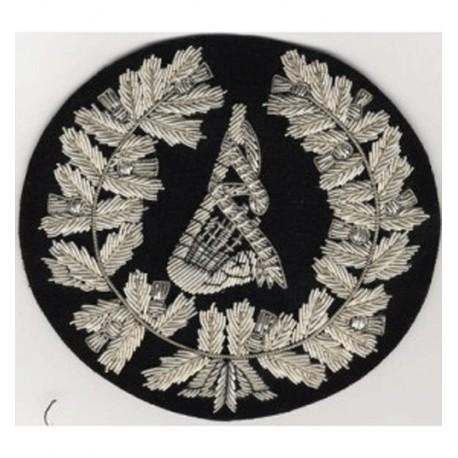 Pipe Major Badge