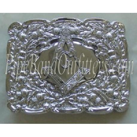 Masonic Waist Belt Buckle